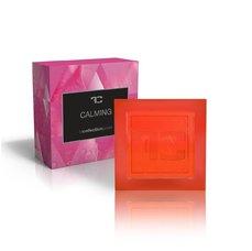 DEDRA Přírodní glycerinové mýdlo, calming, LA COLLECTION PRIVÉE + ZDARMA CESTOVNÍ POUZDRO, 90 g