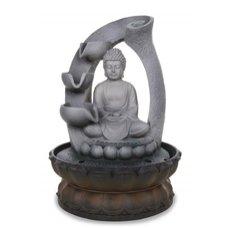 BUDDHA S KASKÁDOU dekorativní pokojová fontána, s čerpadlem