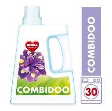 Dedra COMBIDOO 2v1 gel s aviváží, na bílé i barevné prádlo, 30 praní = 1500 ml