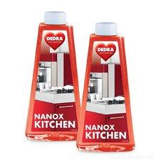 Dedra 2 ks NANOX KUCHYNĚ náhradní náplně, bez rozprašovače, 500 ml + 500 ml