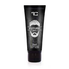 Dedra 2v1 kondicionér pro muže na vlasy a vousy FUTURE MEN, 250 ml