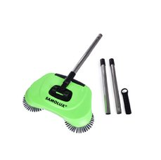 Dedra SAMOLUX® ruční zametač na tvrdé podlahy, zelený
