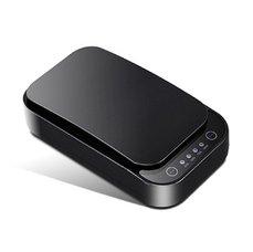 Patona UV sterilizátor pro respirátory a drobné předměty Qi nabíjení USB černý PT9897
