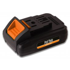 Profi Tools AKU baterie 20V 2Ah Li-Ion BP-KT02-1801