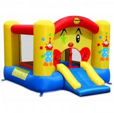 Happy Hop Skákací hrad se skluzavkou Veselý cirkusový klaun