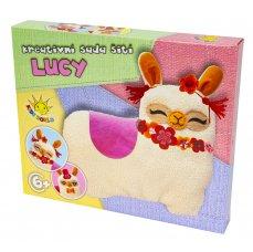 Kids World Kreativní sada šití LUCY
