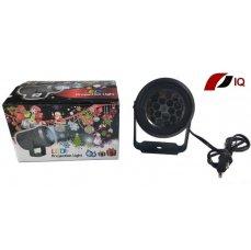 IQ-LI / MULTI LED laser vánoční projektor