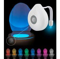 Platinium 8WC LED osvětlení na WC se senzorem pohybu