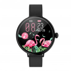 Immax Lady Music Fit Smart watch black