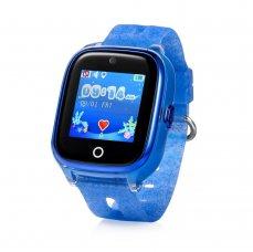 CEL-TEC KT01 Blue Dětské hodinky s GPS lokátorem a fotoaparátem