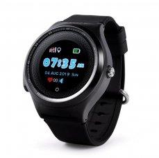 Dětské hodinky s GPS lokátorem CEL-TEC KT06 Black