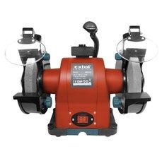 Bruska stolní dvoukotoučová, 520W, 200x16x š.25mm, EXTOL PREMIUM, BG 52L, 8892120