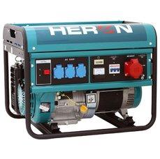 Elektrocentrála benzínová 13HP, 6,0kW (400V)/2,2kW (230V), HERON, 8896112