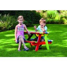 VLADEKO Dětský piknikový stoleček