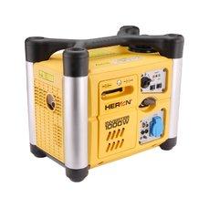 Elektrocentrála digitální invertorová 2,0HP, 1,0kW, HERON, DGI 10 SP, 8896216