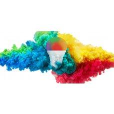 Immax NEO LITE 3x Smart žárovka LED E27 9W RGB+CCT barevná a bílá, stmívatelná, WiFi
