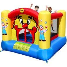 Happy Hop Skákací hrad klaun s trampolínou