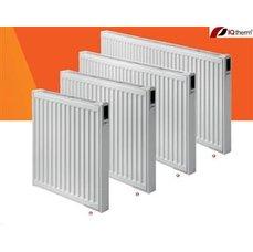 Thermowell elektrický akumulační radiátor IQ-AR 1000W, barva bílá, 70x61x7 cm