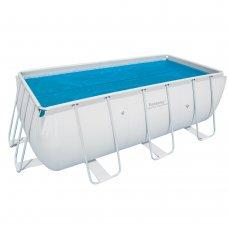 BESTWAY 58240D solární plachta 3,80 x 1,80 m na bazén 4,12 x 2,01 x 1,22 m
