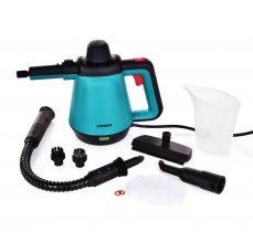 SYSTEMAT Ruční parní čistič 400 ml, s bohatým příslušenstvím PARDOM®