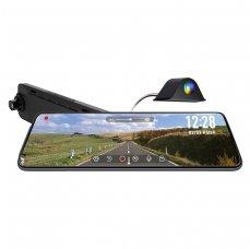 CEL-TEC M12 DUAL GPS Exclusive kamera do auta ve zpětném zrcátku