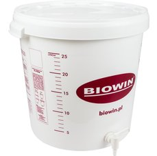 Fermentační nádoba 30l na kvašení piva, vína BIOWIN
