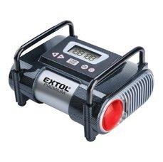 Kompresor auto 12V, automatický s LCD a světlem, 12V, 6,9bar, EXTOL PREMIUM, CC 140
