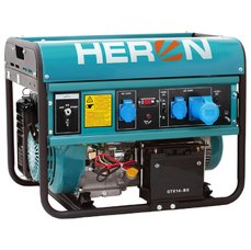 Elektrocentrála benzínová 15HP, elektrický start, 7,0kW, HERON, EGM 68 AVR-1E, 8896121