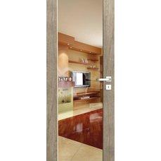 Interiérové dveře VENTURA ČIRÉ sklo