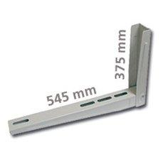 Konzole Midea/Comfee nástěnná 550x375mm, nosnost 120kg, 1 pár