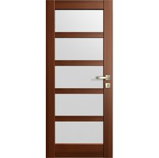 VASCO Doors Interiérové dveře BRAGA skleněné, model 6