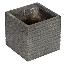 Květináč G21 Stone Cube 24cm
