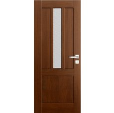 VASCO Doors Interiérové dveře LISBONA kombinované, model 3