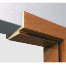 Obložková zárubeň pro posuvné dveře do stavebního pouzdra CPL laminát
