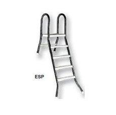 Schůdky  ESP pro nezapuštěné bazény 5+1
