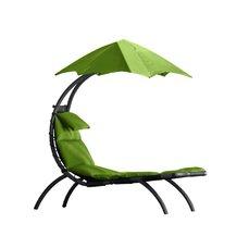 Zahradní pohovka Vivere Original Dream Lounger, zelená