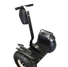 Elektrická balanční dvoukolka IQ-ESCOOTER, model offroad IQ-ESOI/L1 – GOLF s nosičem golfových holí