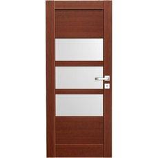VASCO Doors Interiérové dveře BRAGA kombinované, model B