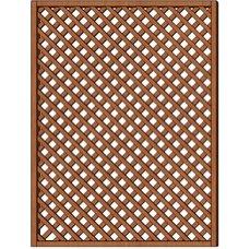 Mříž Jana 135x180cm oko 5x5cm