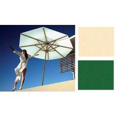 Slunečník Palladio Standard kruhový zelená barva