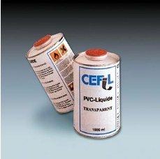 Cefil - tekutá PVC fólie transparentní