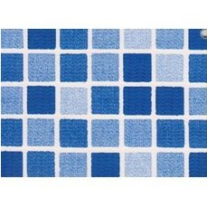 DLW fólie mozaika Aqua 25 x 1,65 m