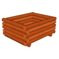 Palisádové truhlíky 70x130x45