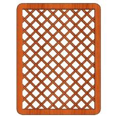 Mříž Tereza 135x180cm oko 10x10cm