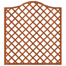 Mříž Cecílie 180x200/180cm oko 13x13cm