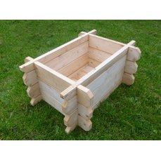 Dřevěný truhlík Mates 40x60 cm