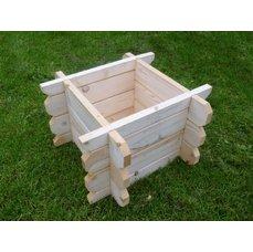 Dřevěný truhlík Mates 40x40 cm