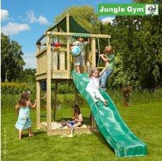 Dětské hřiště Lodge se skluzavkou