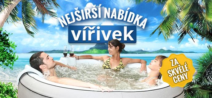 vířivky - Nakoupitezde.cz