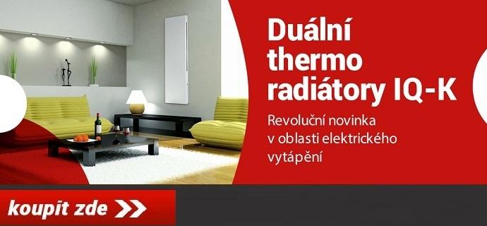 Radiátory IQ-K - Nakoupitezde.cz